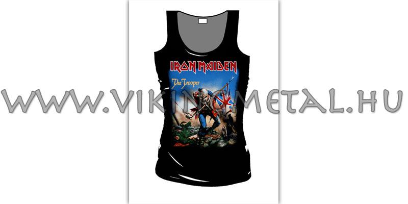 Viking Metál    Iron Maiden női trikó póló 22897a44e2