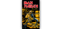 Iron Maiden - Piece of Mind zászló