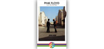 Pink Floyd - Wish You Were Here zászló