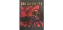 Megadeth - Peace Sells... but Who s Buying? hátfelvarró